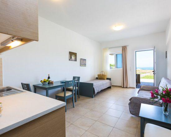One Bedroom Apartments Rethymno